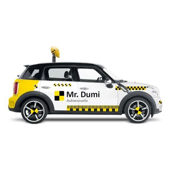 Autoescuela Mr Dumi clases prácticas carnet conducir, de reciclaje o cualquiera otras clases prácticas